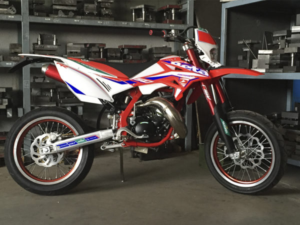 SUPERMOTARD 50 FACTORY MOTOREX