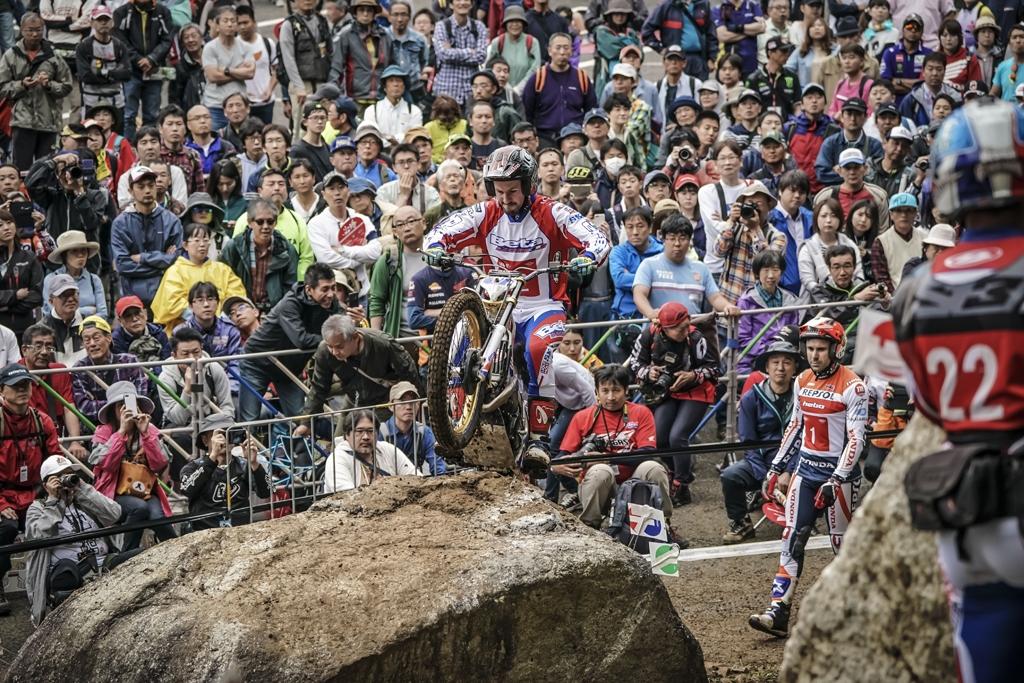 TrialGP Japón 2019